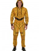 C3PO Costume Jumpsuit buy now