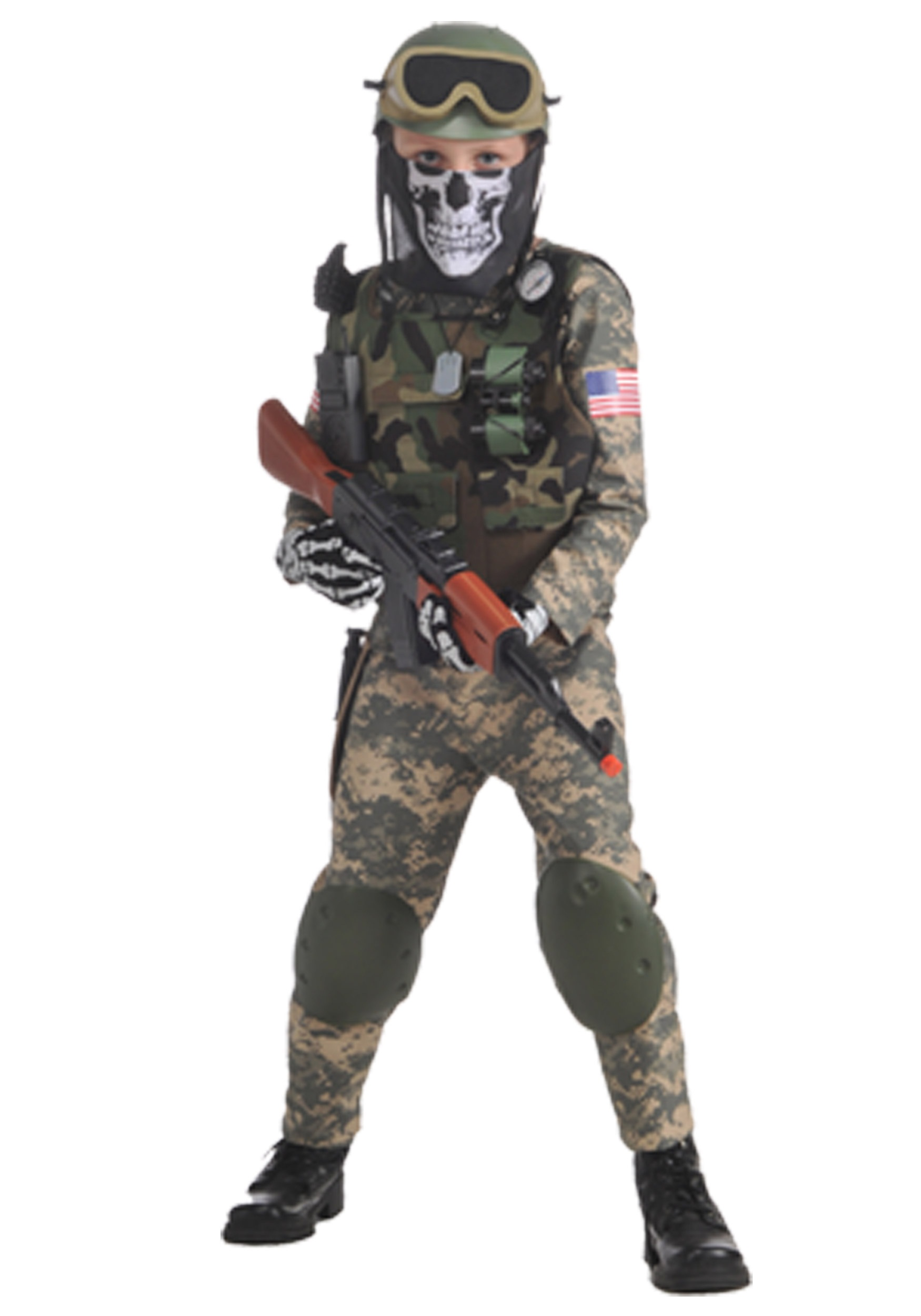 4eb83d34ebd Camo Trooper Costume - Halloween Costumes