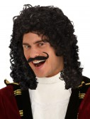 Captain Hook Costume Wig buy now