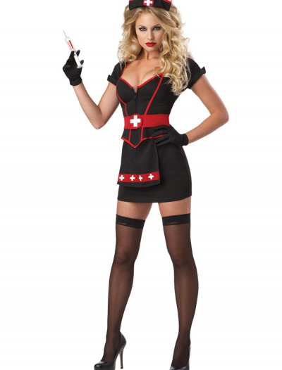 Women's Cardiac Arrest Nurse Costume buy now
