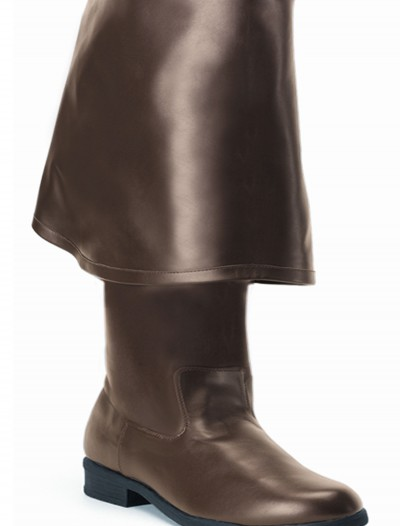 Caribbean Brown Pirate Boots buy now