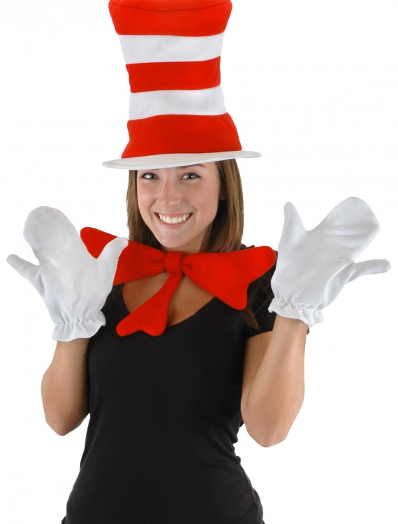Adult Cat in the Hat Accessory Kit buy now
