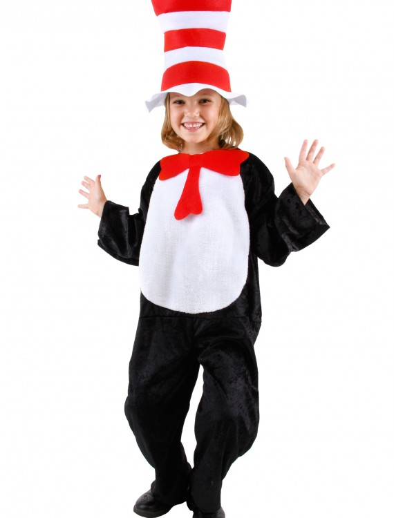 Cat in the Hat Kids Costume buy now