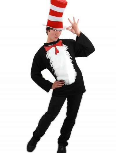 Cat in the Hat T-Shirt Costume buy now