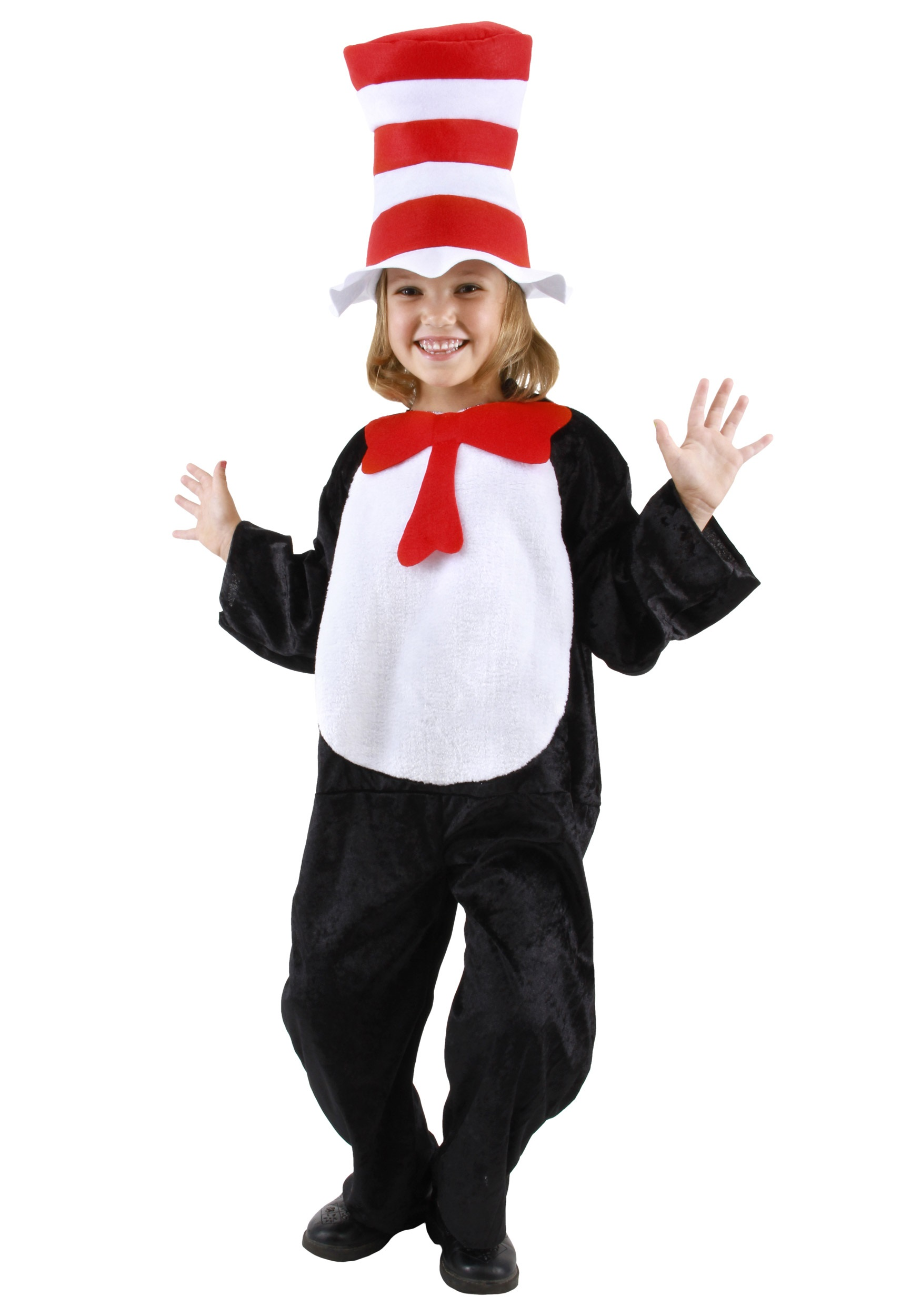 Cat in the Hat Toddler Costume  sc 1 st  Halloween Costumes & Cat in the Hat Toddler Costume - Halloween Costumes