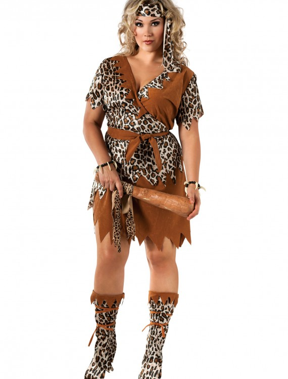 Cavewoman Plus Size Costume buy now