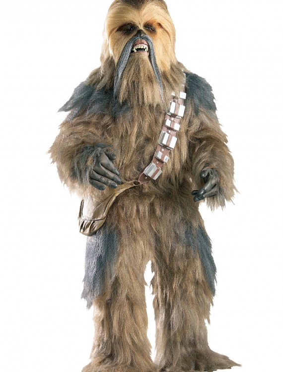 Chewbacca Costume Authentic Replica buy now