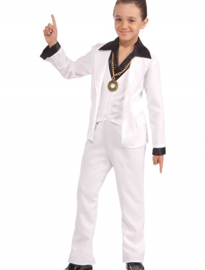 Child 70s Disco Fever Costume buy now