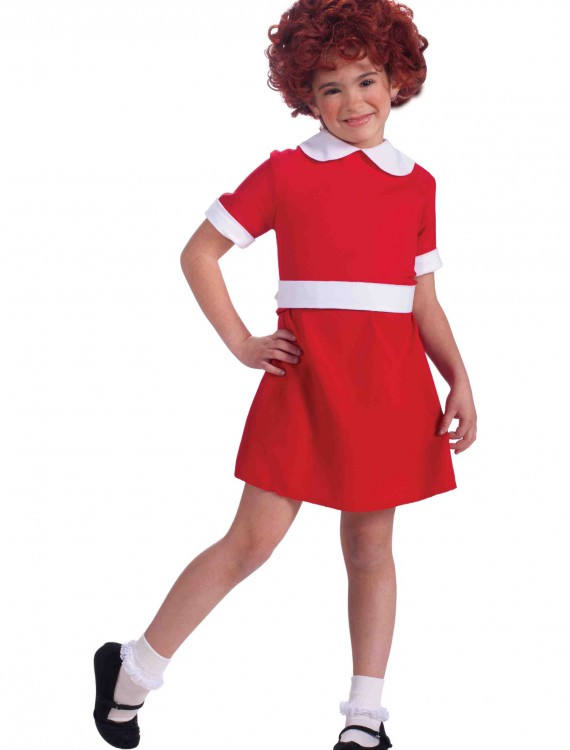 Child Annie Costume buy now