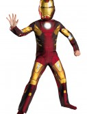 Child Avengers Iron Man Mark VII Costume buy now