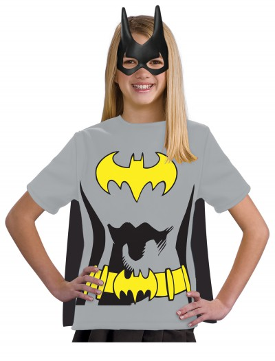 Child Batgirl T-Shirt Costume buy now
