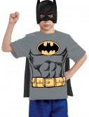 Child Batman Costume T-Shirt buy now