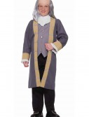 Child Benjamin Franklin Costume buy now