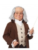 Child Benjamin Franklin Wig buy now