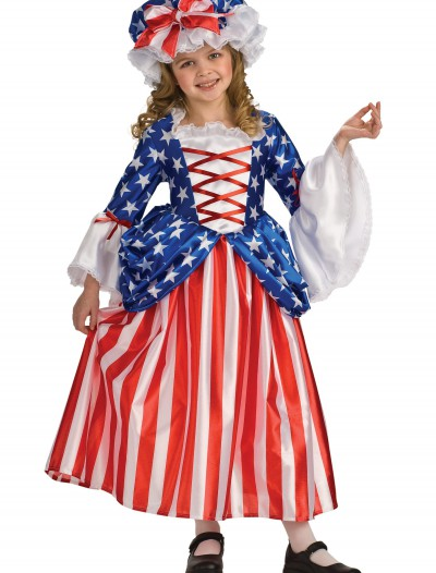 Child Betsy Ross Costume buy now