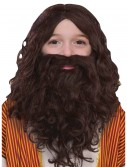 Child Biblical Wig and Beard Set buy now