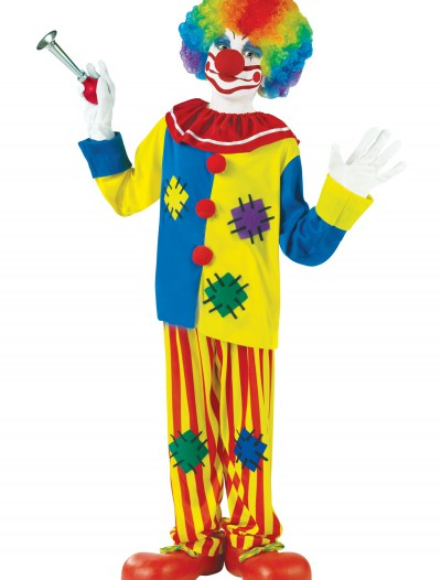 Child Big Top Clown Costume buy now