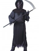 Child Black Faceless Ghost Costume buy now