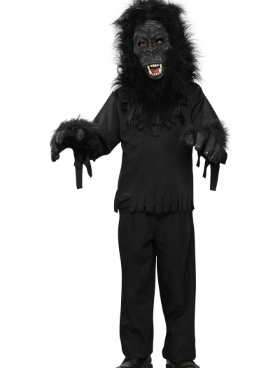 Child Black Gorilla Costume buy now