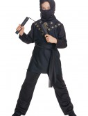 Child Black Ninja Costume buy now