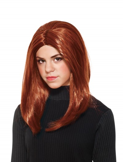Child Black Widow Wig buy now