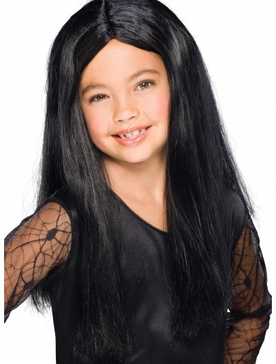 Child Black Witch Wig buy now