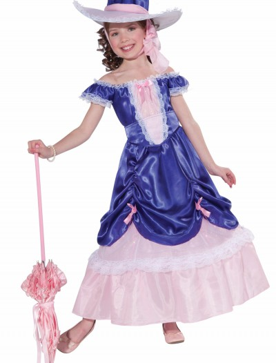 Child Blossom Southern Belle Costume buy now