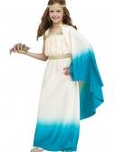 Child Blue Goddess Costume buy now
