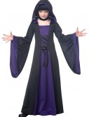 Child Purple Hooded Robe buy now