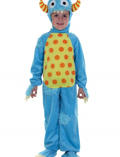 Child Blue Mini Monster Costume buy now