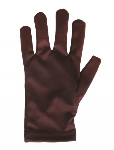Child Brown Gloves buy now