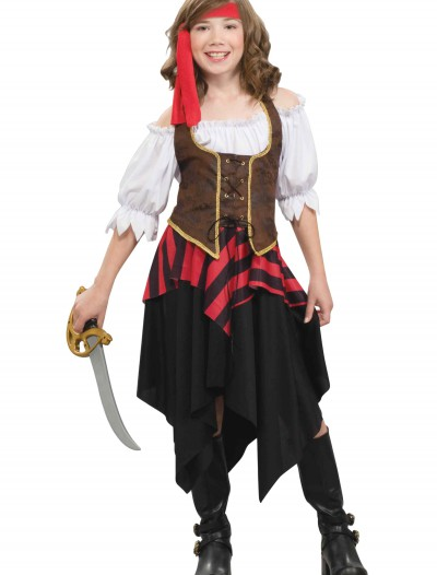 Child Buccaneer Sweetie Costume buy now