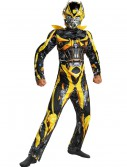 Child Bumblebee Classic Muscle Movie Costume buy now