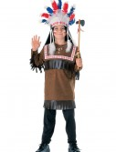 Child Cherokee Warrior Costume buy now