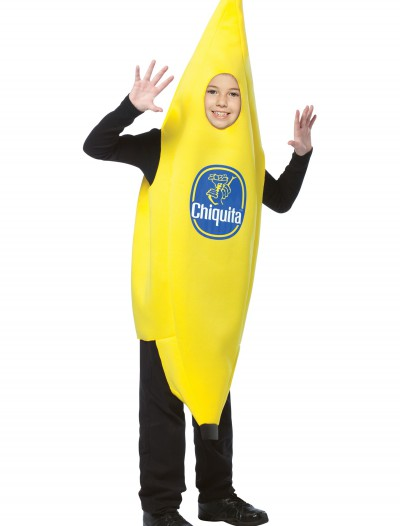 Child Chiquita Banana Costume buy now