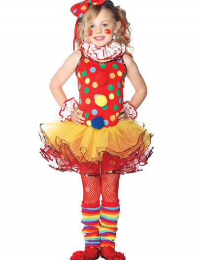 Child Circus Clown Cutie Costume buy now