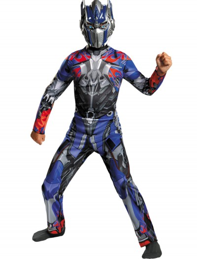 Child Classic Optimus Prime Costume buy now