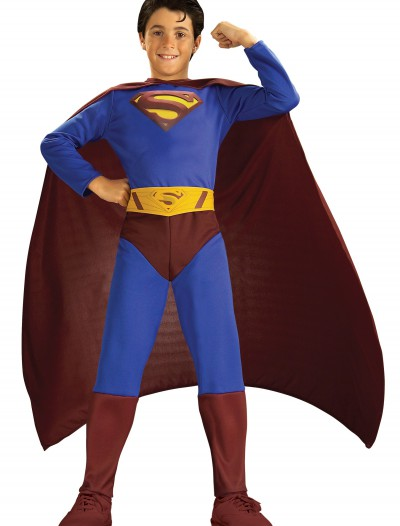Child Classic Superman Costume buy now