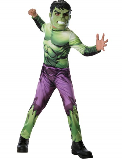 Child Classic The Hulk Costume buy now