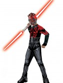 Child Clone Wars Darth Maul Costume buy now