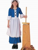 Child Colonial Girl Costume buy now