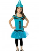 Child Crayola Glitz Blue Dress buy now