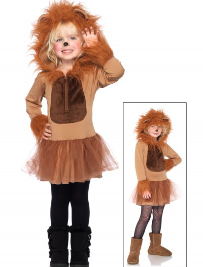 Child Cuddly Lion Costume buy now