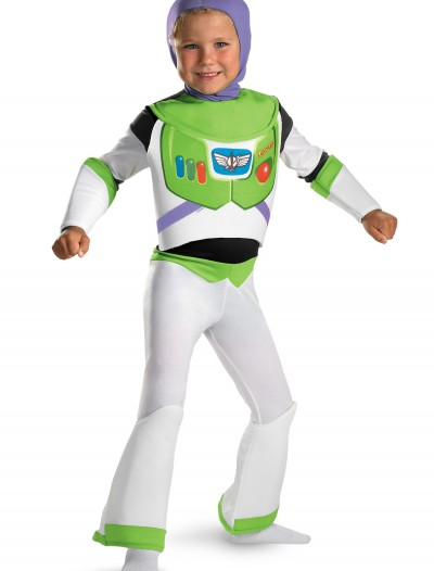 Child Deluxe Buzz Lightyear Costume buy now