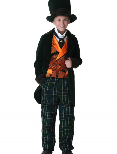 Child Deluxe Mad Hatter Costume buy now