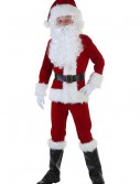 Child Deluxe Santa Costume buy now