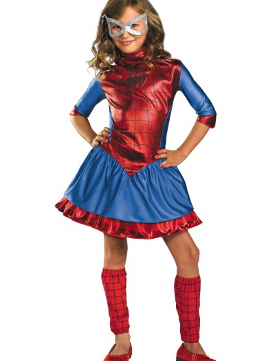 Child Deluxe Spider-Girl Costume buy now