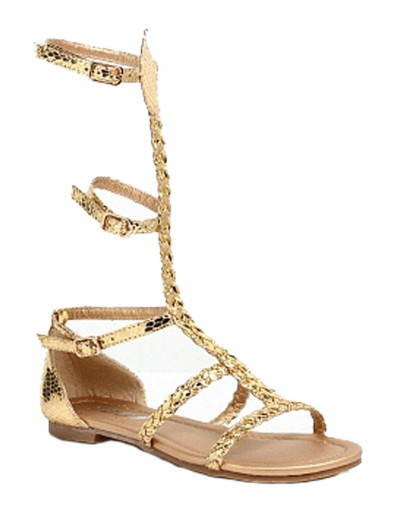 Child Egyptian Gold Sandals buy now