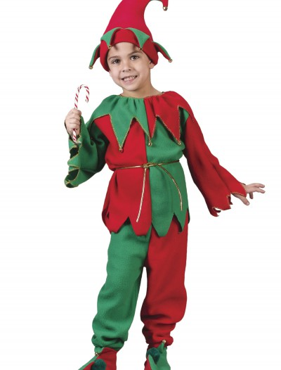 Child Elf Costume buy now