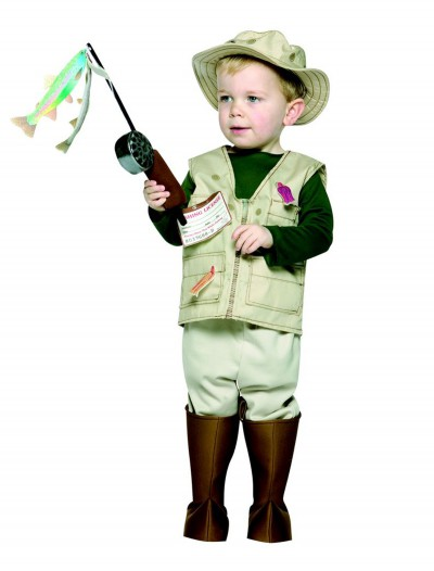 Child Future Fisherman Costume buy now